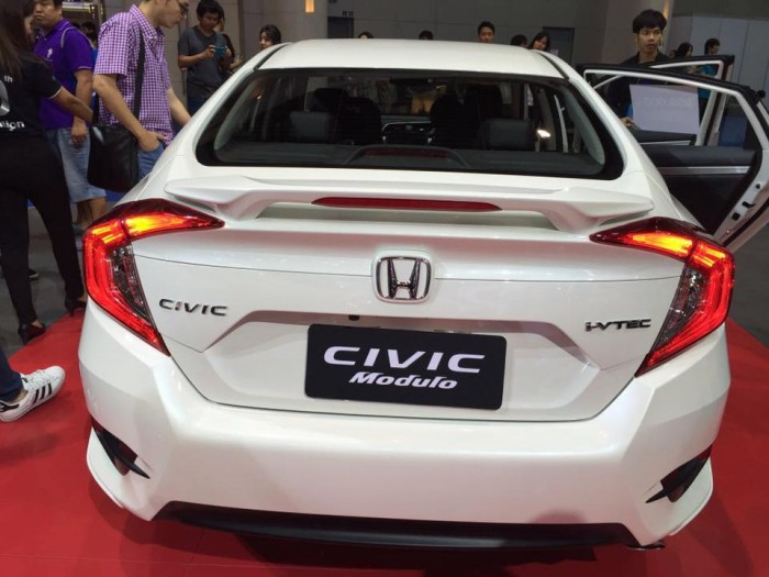 Honda Civic sản xuất năm 2017 Số tự động Động cơ Xăng