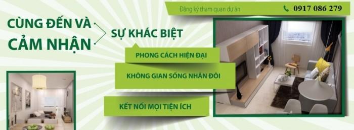 Căn hộ liền kề Phạm Văn Đồng giá chỉ 665tr/2PN, LS 7,5%/năm.