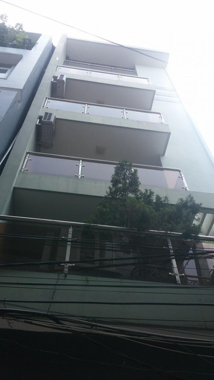 Bán Nhà Bạch Mai 30m2x4T, Ngõ rộng nông, Giá 2.86 tỷ.
