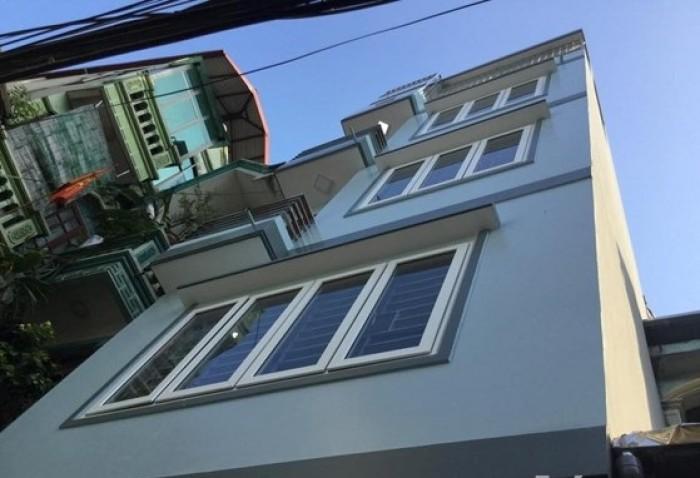 Nhà mặt phố Tây Sơn 86m, MT 7m, ô tô tránh, KD tốt, ở ngay.