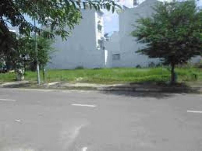 Cần tiền bán gấp lô đất mặt tiền đường Nguyễn Văn Linh dt 200 m2 (10*20 m), thổ cư, chính chủ, giá 10 tỷ