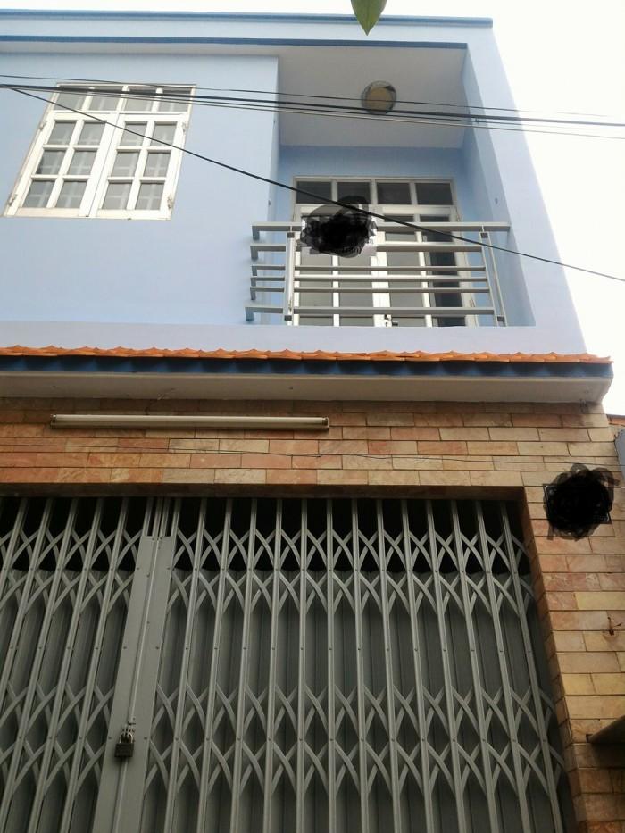 Cho Thuê Nhà 2MTKD Nguyễn Xuân Khoát, DT: 4 x 21M, 2Tấm, Giá: 12trđ/Tháng.