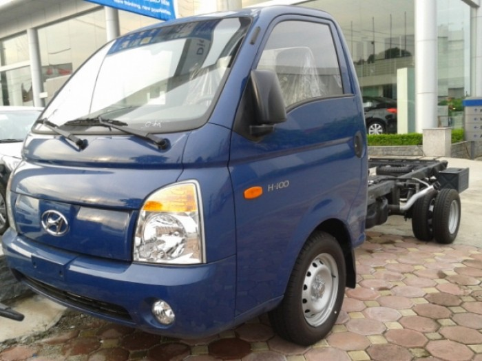 Xe tải Hyundai 1.25 Tấn H100 0