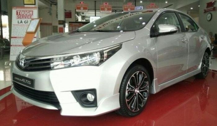 Toyota Altis 2.0 AT 2016, Giá Ưu Đãi nhất chỉ còn 863 triệu đồng