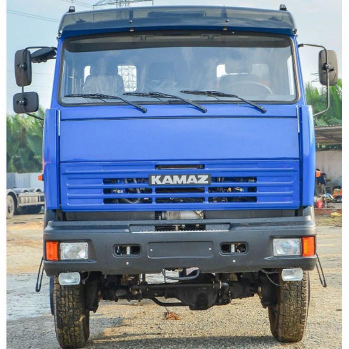Cung cấp xe tải Kamaz 53229 15 tấn 6x4, kamaz 53229