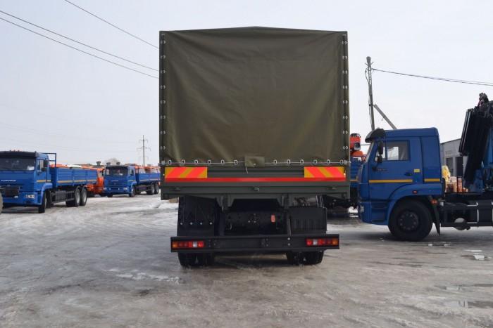 Kamaz Việt Nam phân phối các dòng xe Kamaz nhập khẩu từ Nga 2016