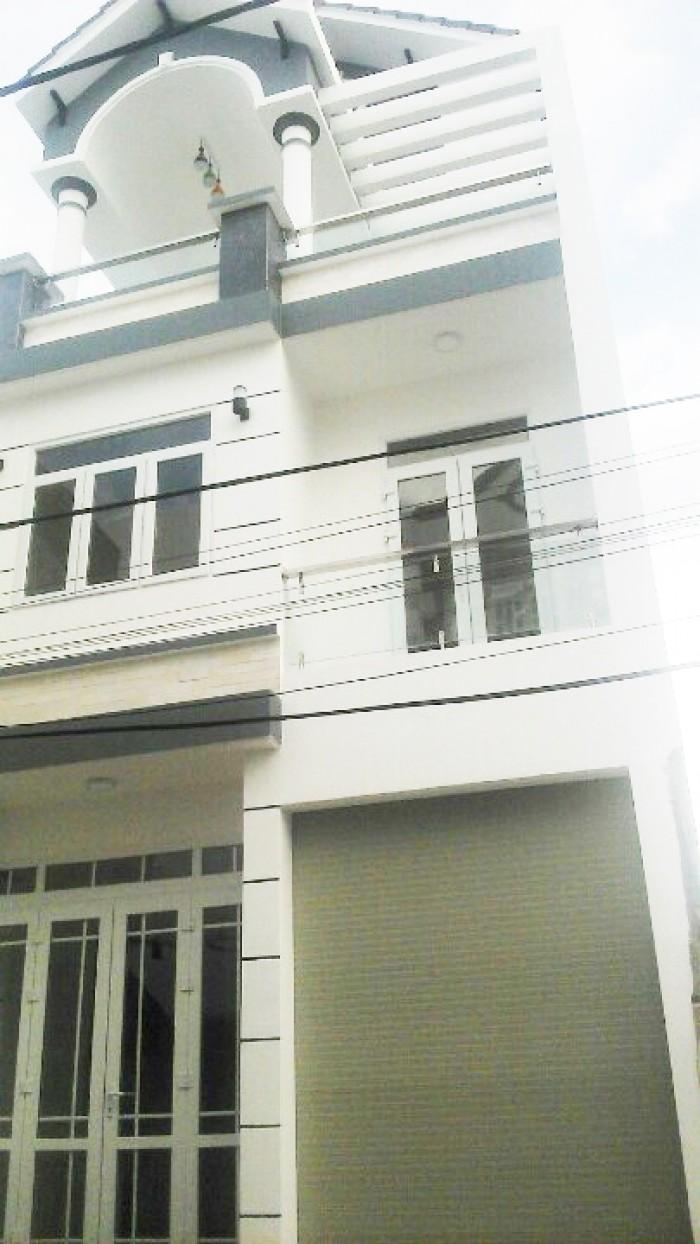 Nhà mới 4.6*20, huỳnh tấn phát, nhà bè