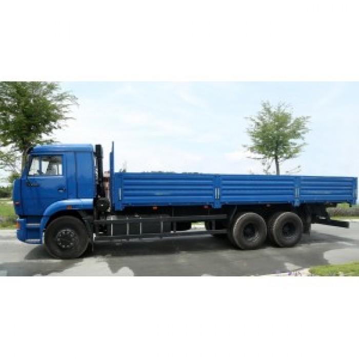 Bán xe Kamaz tải 14.5 tấn 53229 hỗ trợ vay 80%, lãi suất thấp