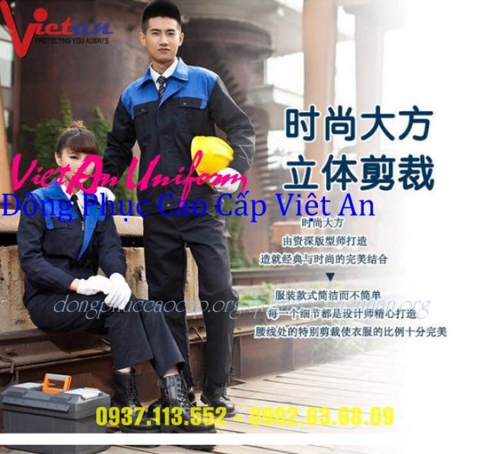 Quần áo bảo hộ lao động giá rẻ chất lượng cao