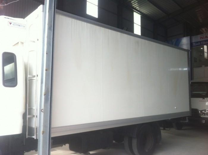 NEW MIGHTY HD700 - Giá tốt, thùng dài ưu đãi 4