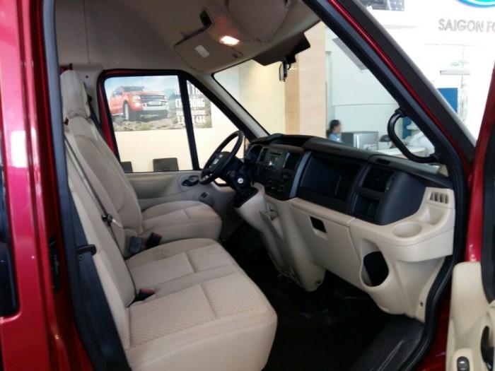 Ford Transit sản xuất năm 2016 Số tay (số sàn) Dầu diesel