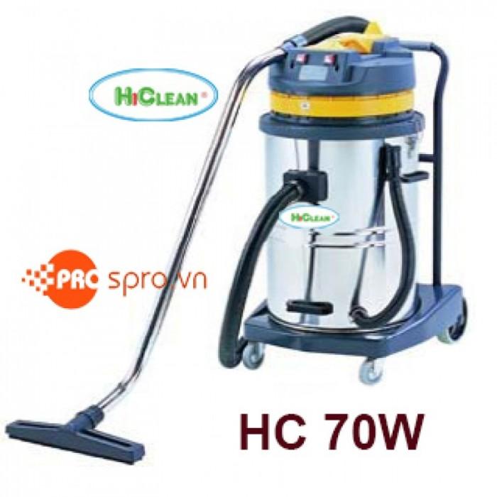 SPRO - Máy hút bụi công nghiệp Hiclean HC-70W từ Thái Lan