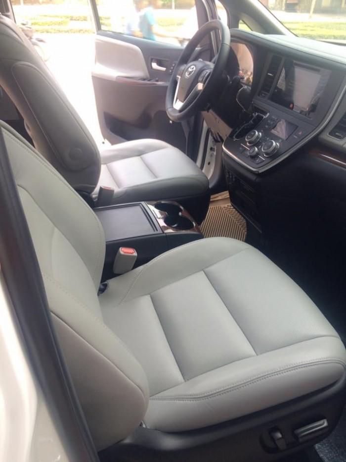 Xe mới Toyota Sienna Limited nhập khẩu Mỹ, giao ngay