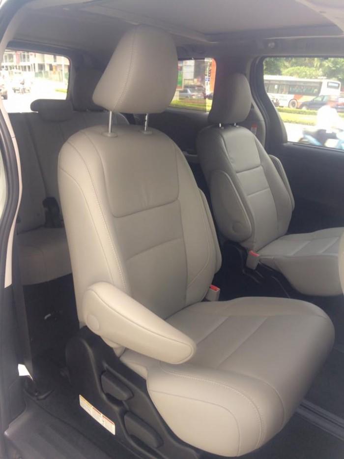 Xe mới Toyota Sienna Limited nhập khẩu Mỹ, giao ngay 3