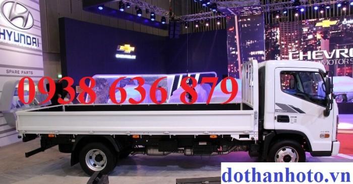 Hyundai tải HD850-8,5 tấn nhập khẩu - giá tốt - xe giao ngay