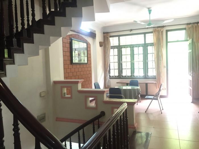 Bán nhà phố Đỗ Quang, Nguyễn Thị Định, Trung Hòa, 65m2x 5tầng giá 12,2 tỷ mặt tiền 5m