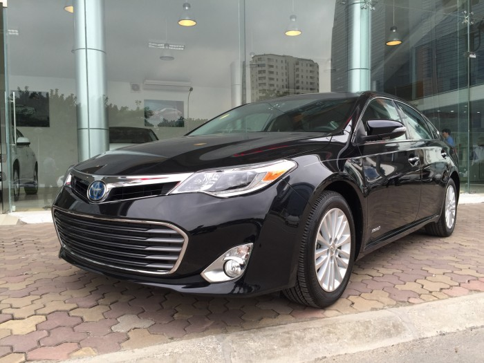 Toyota Avalon Hybrid sản xuất năm 2016 Số tự động Hybrid
