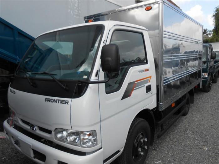 Xe tải kia 1t4 nâng tải trọng lên 2t4 , xe tải kia 2,4 tấn