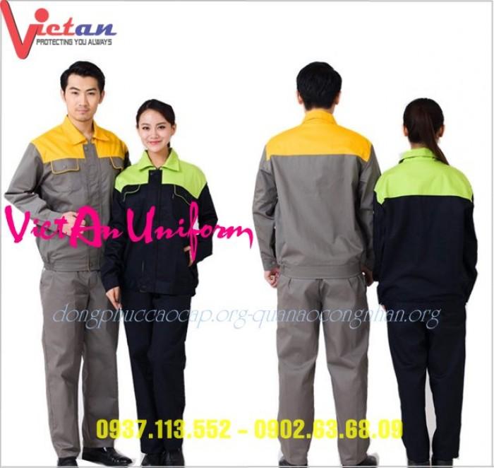 Đồng phục cao cấp việt an, 6