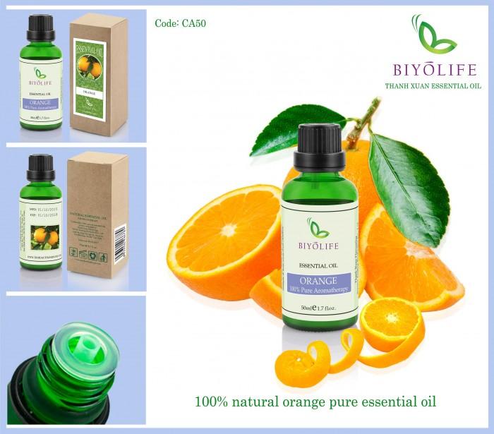 Tinh dầu cam gừng 500 ml