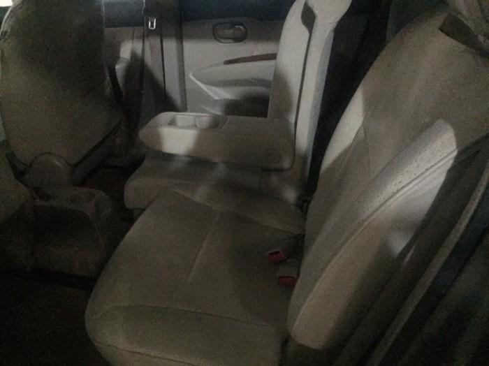 Nissan Livina sản xuất năm 2011 Số tay (số sàn) Động cơ Xăng