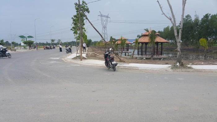 Tập Đoàn Toàn Cầu Xanh mở bán KDC An Hạ Lotus GD3 CK10%, SHR. Bình Chánh HCM