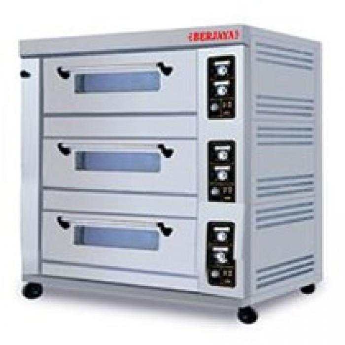 Lò nướng  GAS BERJAYA I/BSP - G180 - 3