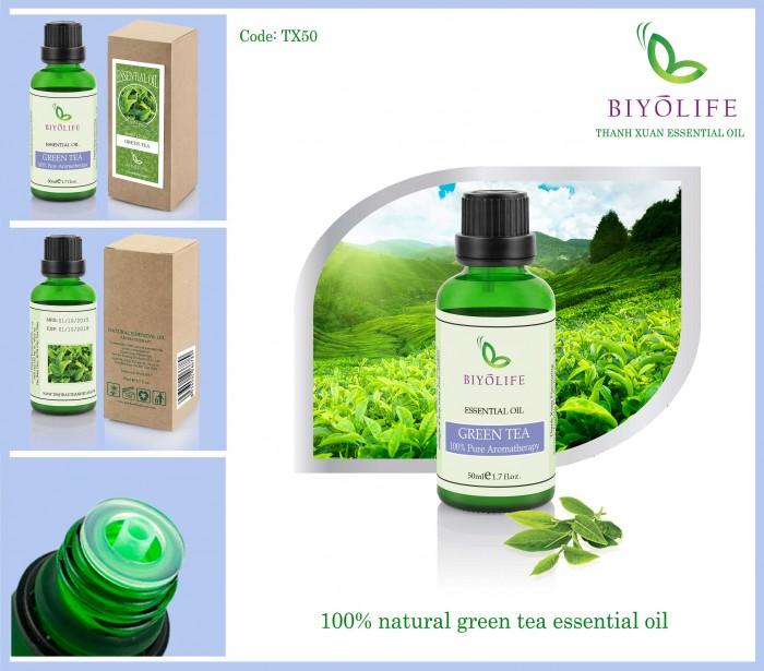 Tinh dầu trà xanh 500ml