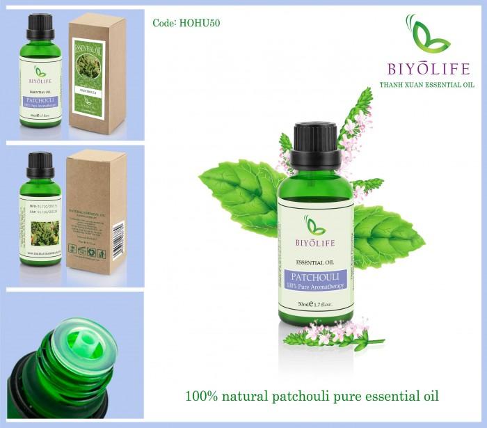 Tinh dầu hoắc hương 1000ml