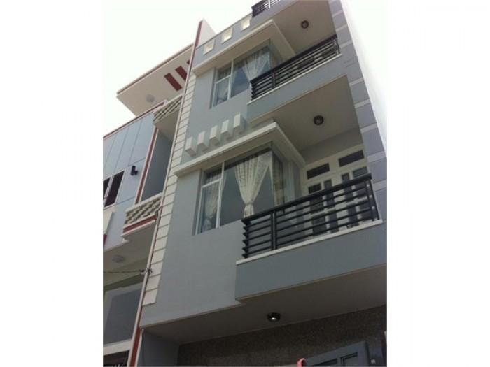 Bán nhà Hẻm đường Trần Quý Khoách,P_Tân Định,Q1,DT:4x15m,Giá: 5,7 tỷ