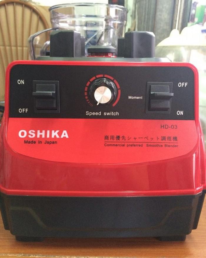 Kết quả hình ảnh cho máy xay sinh tố oshika hd03