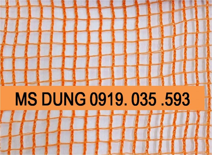 Chuyên bán lưới công trình, lưới an toàn chống rơi hàn quốc