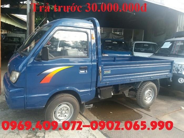 Đại lý xe tải nhỏ/ Mua xe tải nhỏ trả góp 1t25 tmt giá rẻ nhất