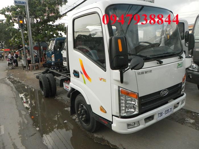 Xe tải 2,4 tấn đi thành phố 4