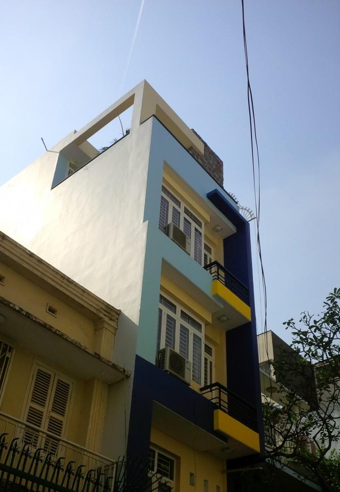 Bán nhà cũ MT đường Yersin,P_Nguyễn Thái Bình,Q1.DT:8,8x17m,Giá :34 tỷ