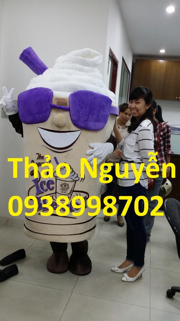May mascot giá rẻ, nhận cung ứng mascot giá rẻ