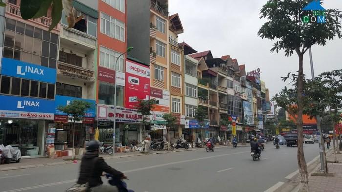 Bán nhà mặt phố đẹp nhất  Hào Nam, Đống Đa 60m2 x 4 tầng, mt 6m, giá 15,5 tỷ.