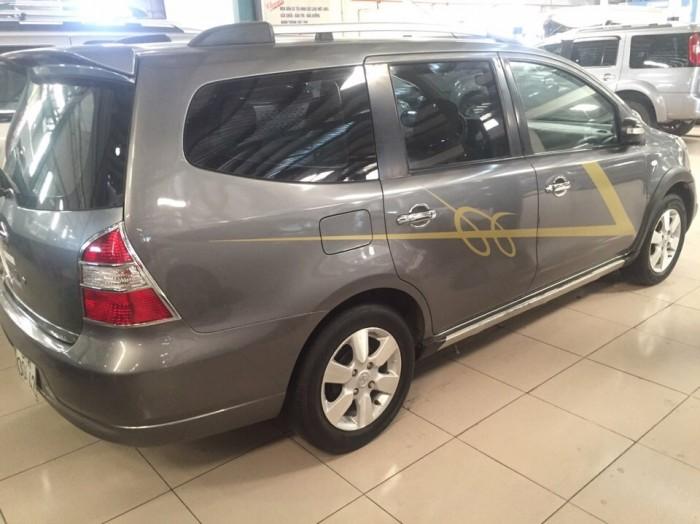 Nissan Livina sản xuất năm 2010 Số tay (số sàn) Dầu diesel