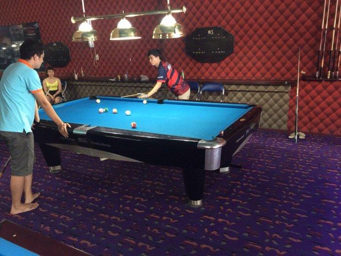 Cần bán 2 bàn billiards lổ hiệu nhập đài loan