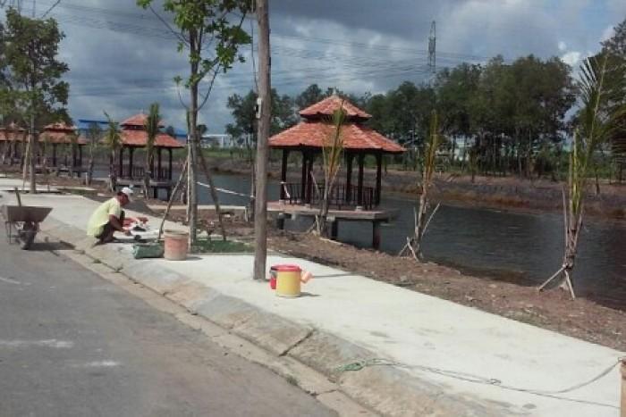 Dự án nhà nước Green Riverside mặt tiền vành đai 3