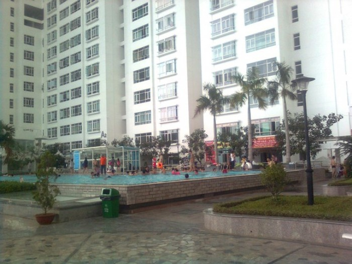Bán căn góc 3PN ở liền đường Lê Văn Lương liền kề PMH
