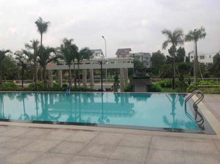 Bán lại căn hộ ở liền view sông tầng cao thoáng mát đường Lê Văn Lương