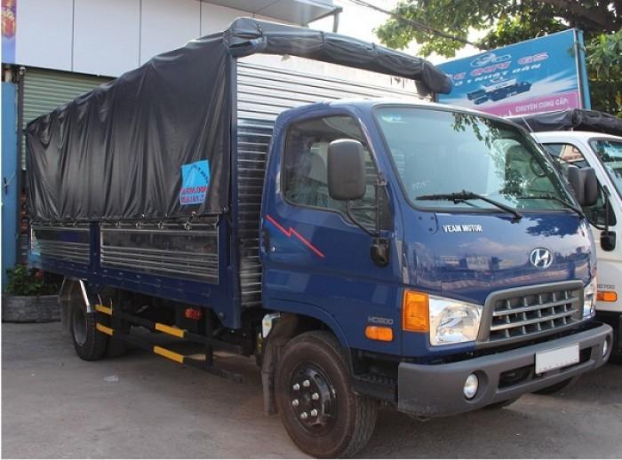 Các dòng xe tải veam mới 2016 veam 7T5 VT751, veam hyundai HD800 8 tấn, Veam 2T1 VT200-2 giá tốt- bán trả góp