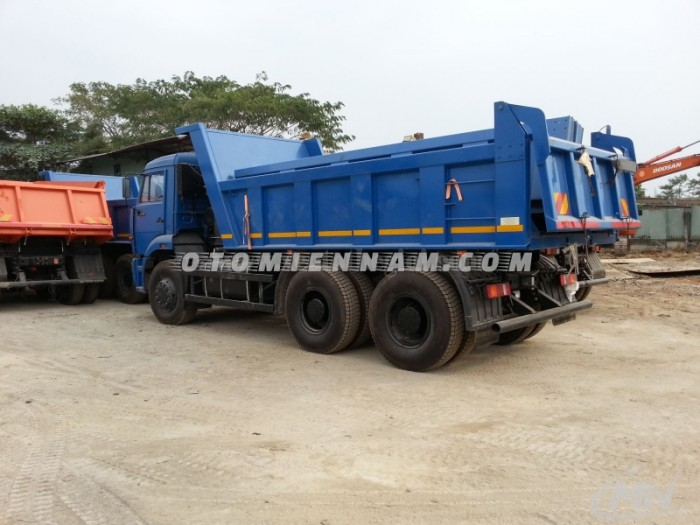 Xe ben Kamaz 6520 20m3 Kamaz 6520 (6x4) 20m3 Dump truck - Kamaz 6520 (6x4) Ben 20m3 Ben Bằng, 3