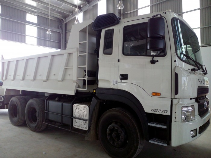 Hyundai HD270/340