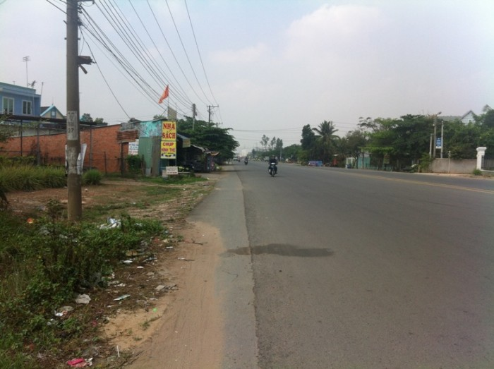 Mở bán 64 lô đất giá 2-2,5tr/m2 phường Tân Định, Bến Cát, Bình Dương