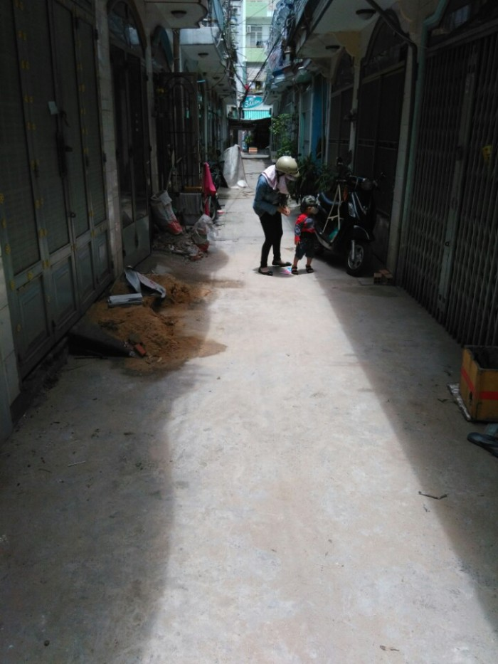 Nhà bán 256/14/22 Phan Huy Ích, phường 12, Gò Vấp ,3x7m, 1Trệt+1 gác, 3PN, Đông Bắc