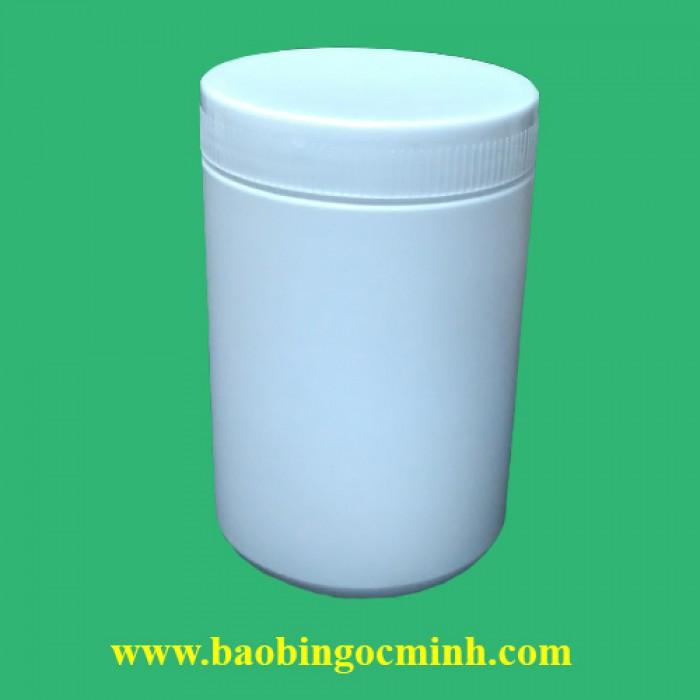Hủ nhựa 500ml ngành dược phẩm, chai nhựa 500ml đựng thuốc trừ sâu, bình nhựa 500ml giá rẻ, sử dụng đa ngành3