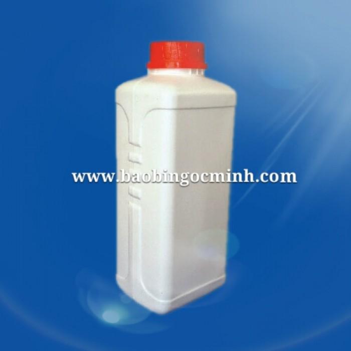 Hủ nhựa 500ml ngành dược phẩm, chai nhựa 500ml đựng thuốc trừ sâu, bình nhựa 500ml giá rẻ, sử dụng đa ngành4