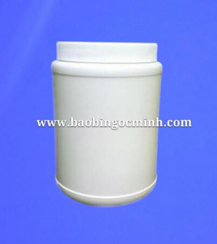 Hủ nhựa 500ml ngành dược phẩm, chai nhựa 500ml đựng thuốc trừ sâu, bình nhựa 500ml giá rẻ, sử dụng đa ngành12